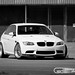 Supercharged E90 BMW M3 on BBS LM's  - 8778