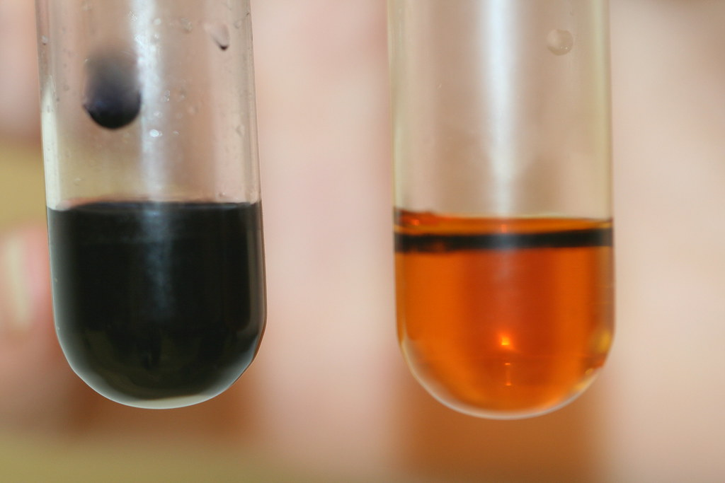 the iodine test sor starch Scientific background the reaction of starch and iodine is very specific and leads to the formation of a dark-blue complex it could be used as a qualitative test.