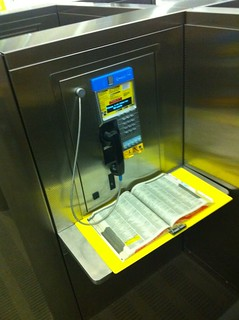 This is known as a 'phone booth' | by scriptingnews