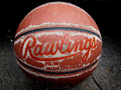 My Old Basketball | by loren1996