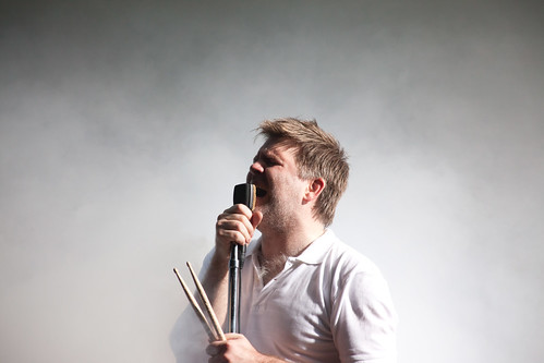 James Murphy, LCD Soundsystem | by Matt Biddulph