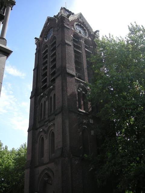 Tour c t de la basilique cath drale notre dame de la tr flickr photo sharing - Eglise notre dame de la treille lille ...