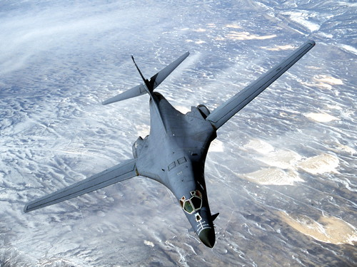 Rockwell B-1 Lancer | by poter.simon