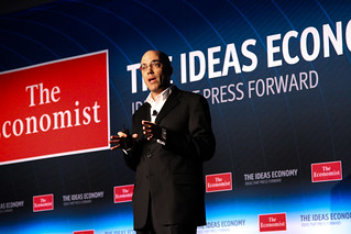 The Economist's Ideas Economy: Human Potential conference, September 15 and 16, 2010 #ideaseconomy | by @tdavidson