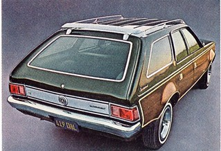 1972 AMC Hornet Sportabout | by Green Bean Bunwich