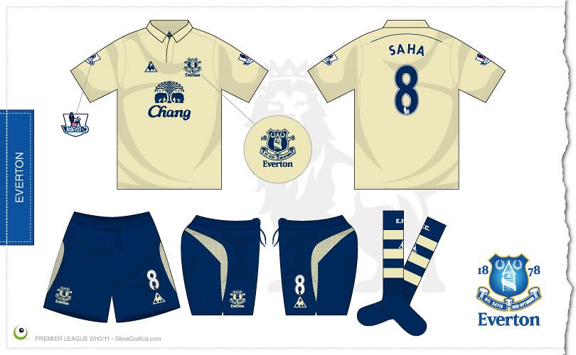 online store d5f26 8f074 Everton third kit 2010/2011 | Sergio Scala | Flickr