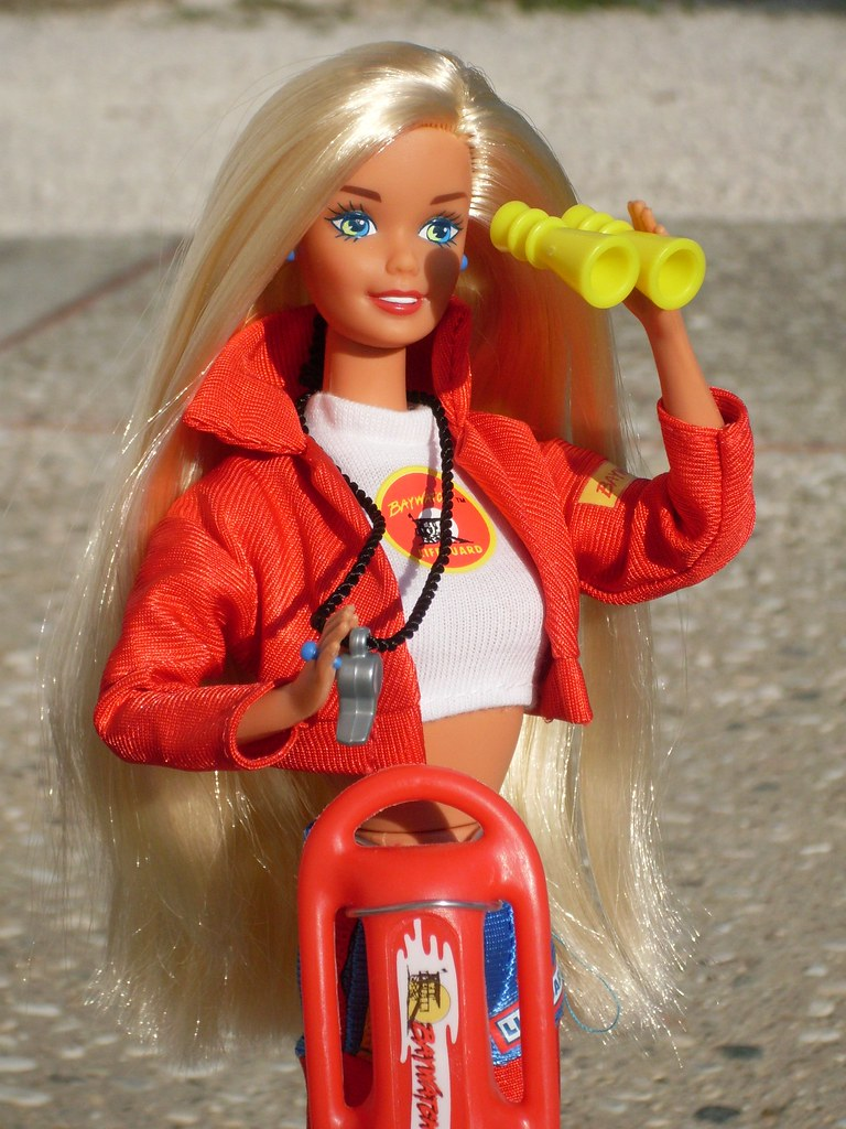 Baywatch barbie she 39 s one of my favourite 1990 39 s barbie s flickr - Barbie barbie barbie barbie barbie ...