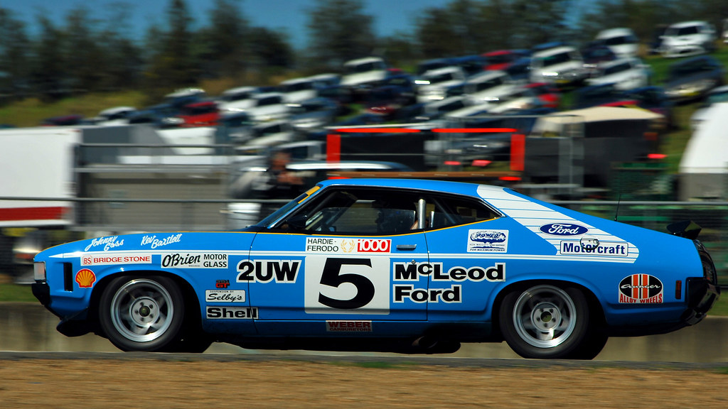 1083 Ford Falcon Xa Gt 5 September 2010 John Goss In