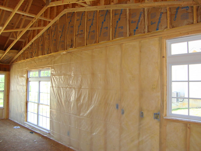 Fiberglass batt insulation 3 flickr photo sharing R value of fiberglass batt insulation