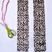 faux fur leopard scarf DIY -2
