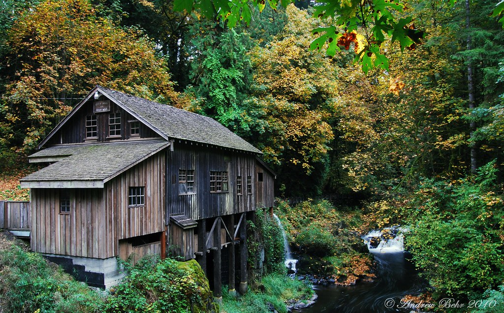 Cedar Creek Grist Mill...