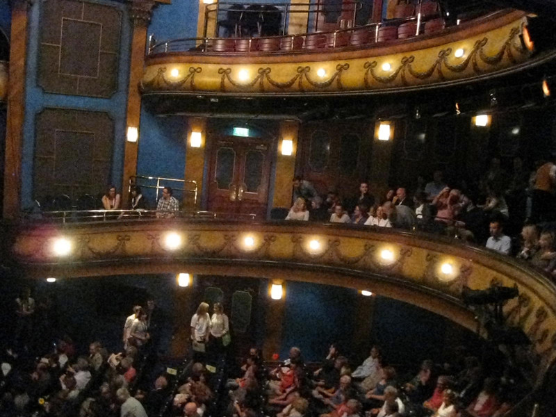 Opening Night Film In Jersey Opera House Glenn Rice Flickr