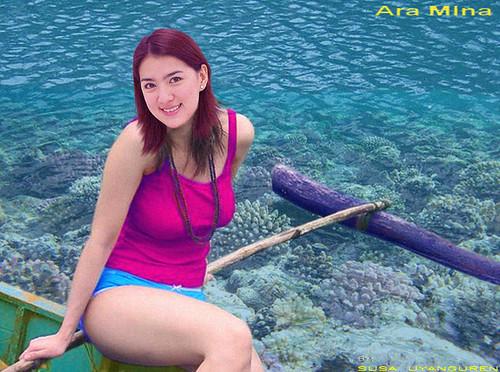 Ara Mina  Ara Mina, Beautiful, Asian Beauty, Hot Girl -6686