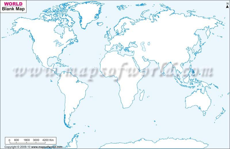 World Blank Map Wwwmapsofworldcomworldmapsblankworld Flickr - World map practice