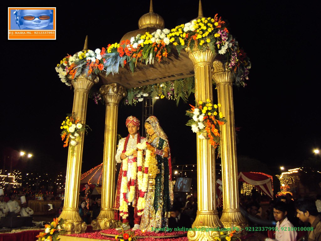 Single Hydraulic Mandir Jai Mala Stage By Nkdjnasha Gmail