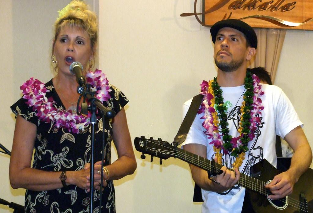 Kamuela Kahoano Music Lynette Kahoano And Kamuela