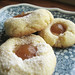 Apple Butter Fingerprint Cookies