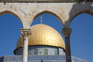 The Dome of the Rock | by paprikaOptic