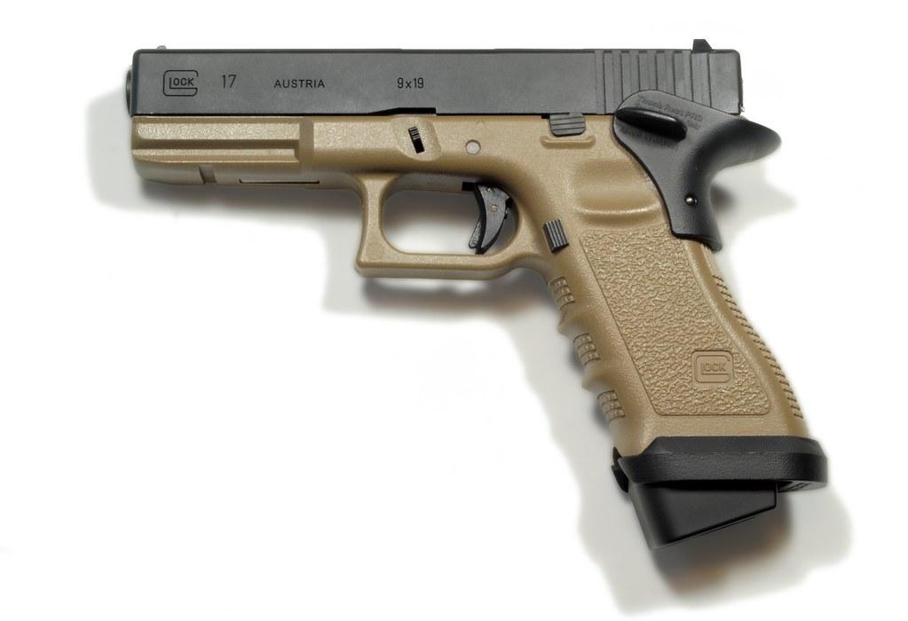 glock 17 custom airsoft tokyo marui glock 17 custom
