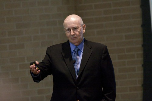 2010 Dean's Distinguished Scholar Lecture | by Mays Business School