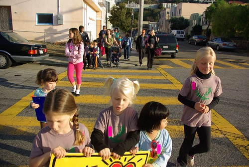 School Crossing | by Adrienne Johnson SF