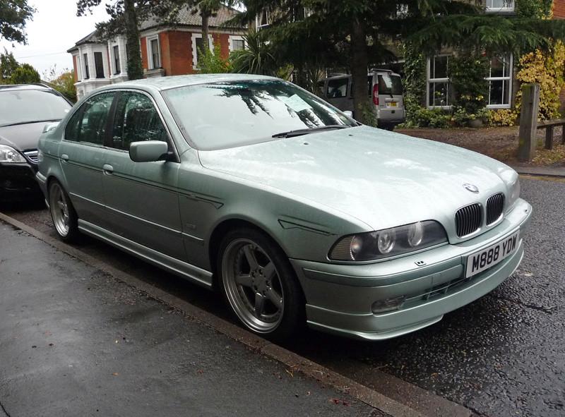 BMW I AC Schnitzer Spottedlaurel Flickr - Bmw 540i 2005