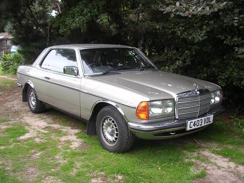 mercedes 230 ce 1985 car and classic co uk willem s knol flickr. Black Bedroom Furniture Sets. Home Design Ideas