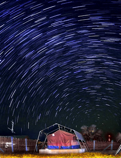 African Star Trails. | by Tomasito.!