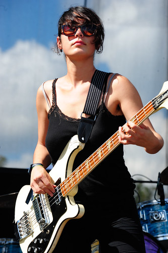 Warpaint | by ACL Festival