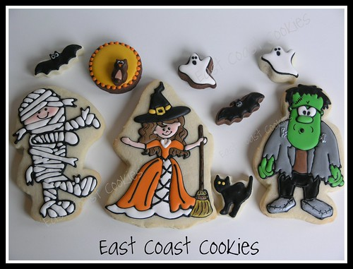 Halloween Trio! | by Coastal Cookie Shoppe (was east coast cookies)