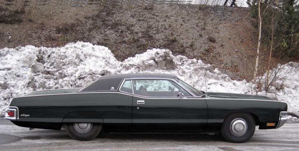1972 Mercury Marquis Coupe 1970 Lincoln Continental Flickr
