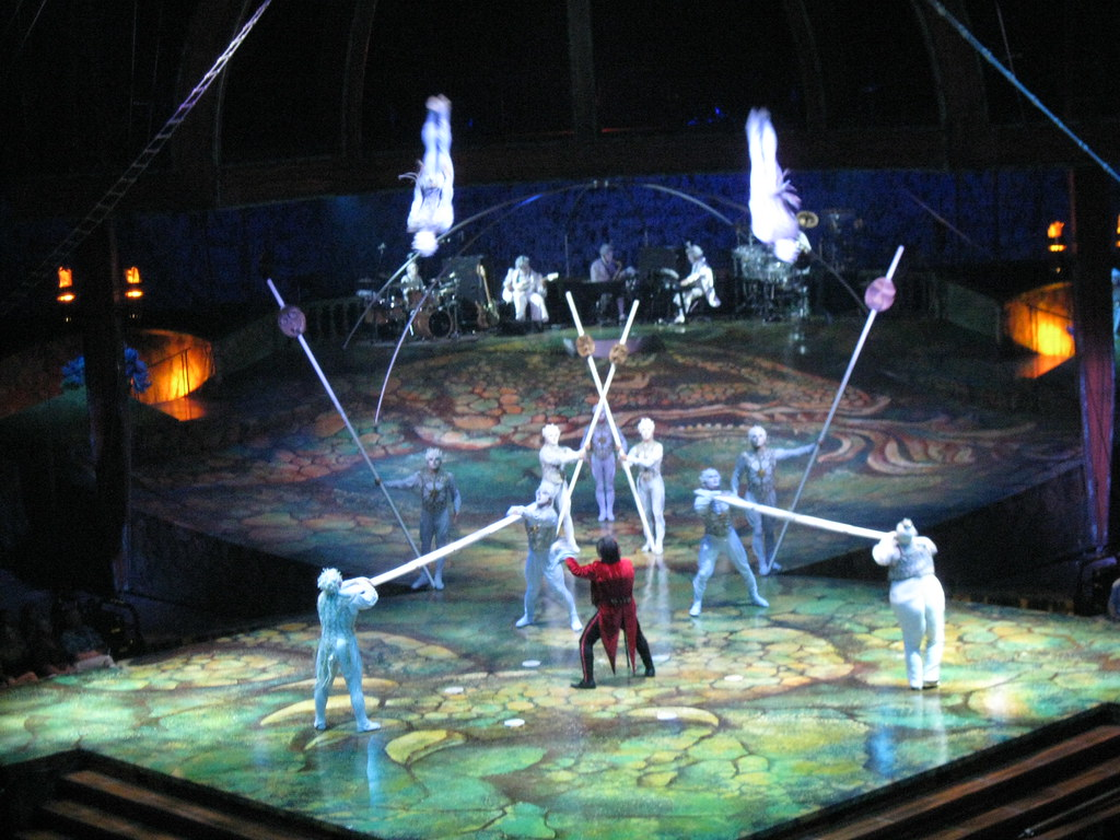 Discover Our Current Shows | Cirque du Soleil