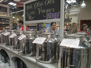 Bulk Olive Oils and Vinegars at Giant Eagle Market District Kingsdale | by swampkitty