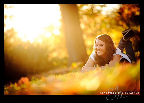 Shelby | Autumn Love | by Sean Molin Photography