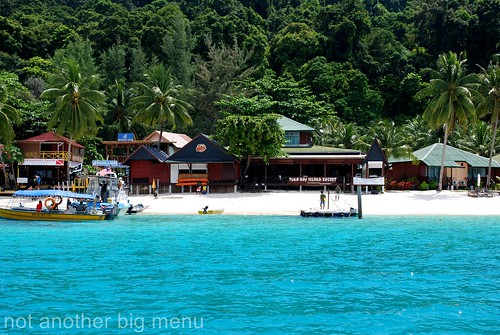 Get To Perhentian Island