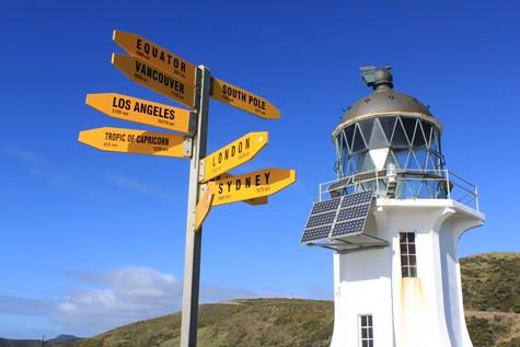 Cape Reinga Lighthouse Te Reinga Te Rerenga Wairua