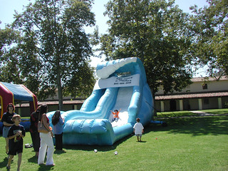 Slide at Welcome Back BBQ 2002 | by California State University Channel Islands
