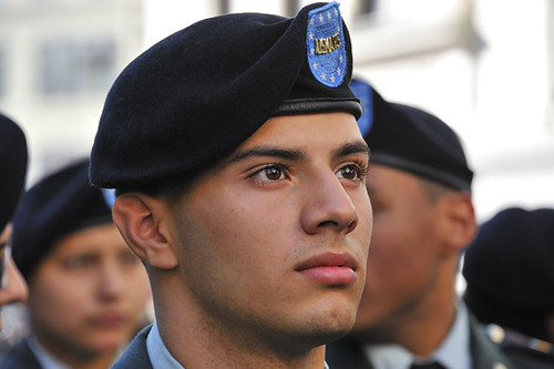 Young cadet at the Veteran's Day parade up Fifth Avenue. | by diana_robinson