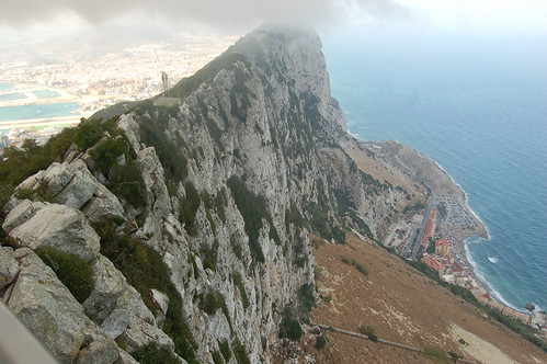 Rock of Gibraltar Sept 10 2