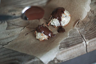cranberry almond coconut macaroons | by TheSophisticatedGourmet