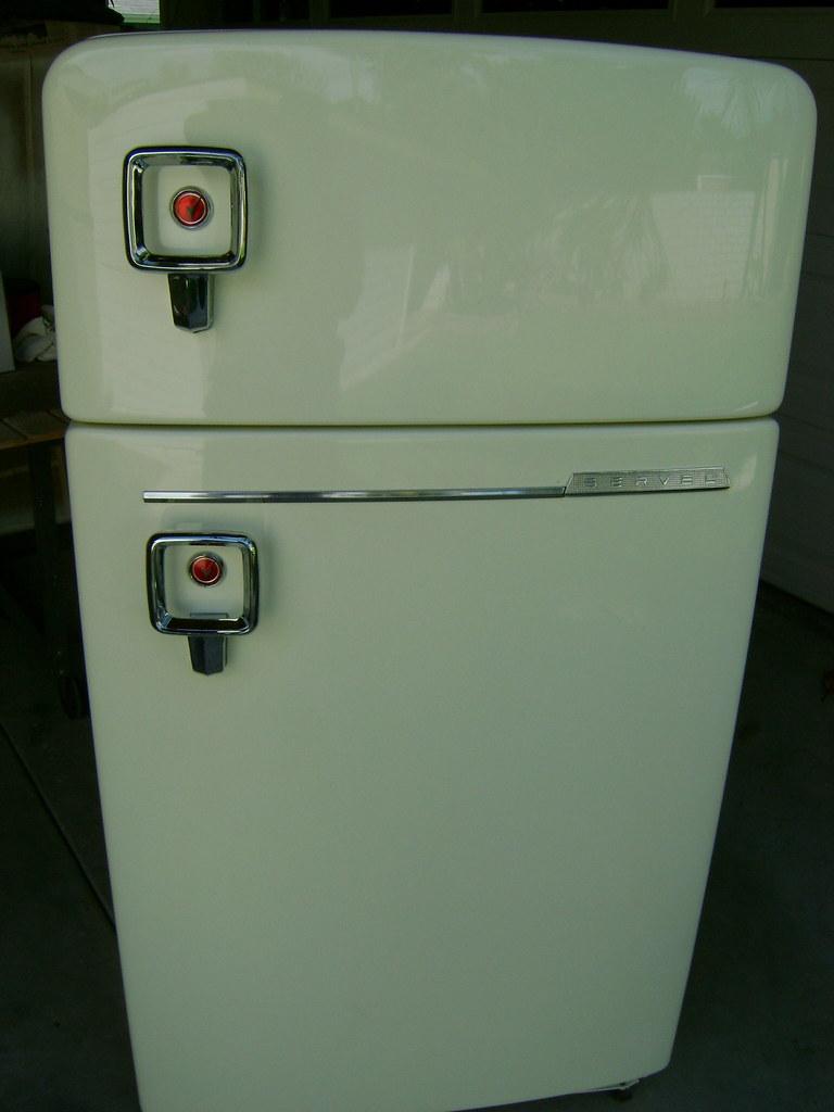 sale refrigerators for Vintage servel