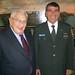IDF Chief of the General Staff, Lt. Gen. Gabi Ashkenazi, meets with Dr. Henry Kissinger, Nov 2010