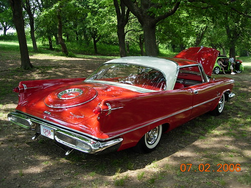 1958 1959 Imperial 2 Door Hardtop Coupe Chrysler Motor