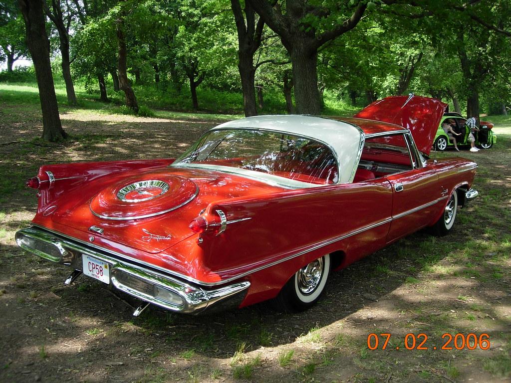 1958 / 1959 Imperial 2-door Hardtop Coupe (Chrysler Motor ...