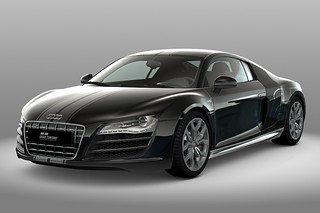 Gran Turismo 5: Collector's Edition for PS3: Audi R8 5.2 FSI Quattro | by PlayStation.Blog