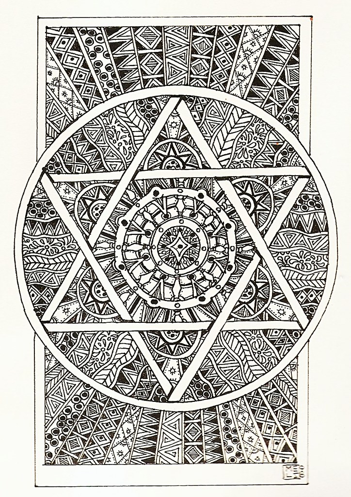 Sacred Geometry Music Doodle Sacred Geometry