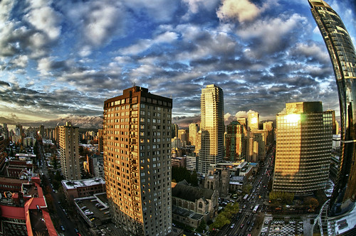 Downtown Vancouver, BC, Canada | by Ken Shelton