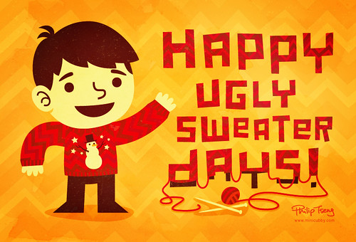 Happy Ugly Sweater Days! | by pilihp