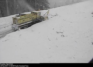 I-90 Clearing the Avalanche | by WSDOT
