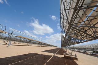Thermo-solar power plant | by World Bank Photo Collection